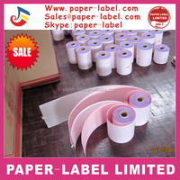 2014 Thermal Paper Cashier Thermal credit card paper rolls 80mm