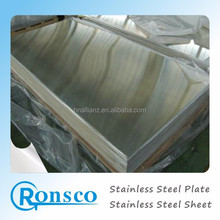 Top Brand Hexing Stainless Steel Sheet For Water Heater Using