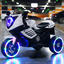 china supply baby ride on toy two wheels plastic 12v battery power kids electric motorcycle for children