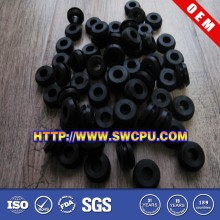 Small rubber 4 mm silicone hole grommet