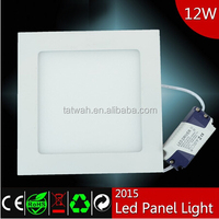 Led Panel Light 12W cool light warm light good quality