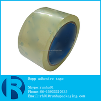strong adhesion bopp tape manufacturers/bopp tape printing machine/bopp tape semi-finish