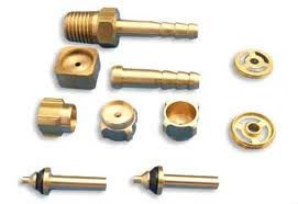Brass Lpg Cylinder Valve Fitting Parts