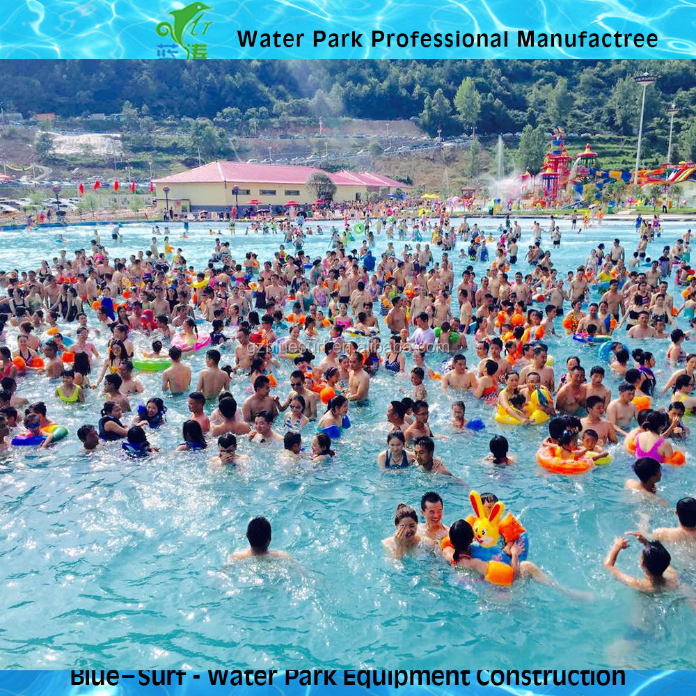 Best Sale Surf Wave Pool Machine for Outdoor Water Park Equipemt /SGS Factory