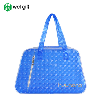 Durable material handbag and dry wet separation handbag for beach, traveling