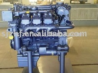BF6M1015CP deutz 6 cylinder water cooled diesel engine