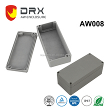 The waterproof shockproof aluminum case aluminum project box enclosure case