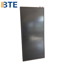 Black Polypropylene flat plate solar collector for swimming pool solar thermal system