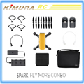 New Arrival Colourful DJI Spark Fly More Combo Kit Drone