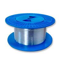 PMMA fiber optic bare fiber for communication and data transmission 2K meters per roll