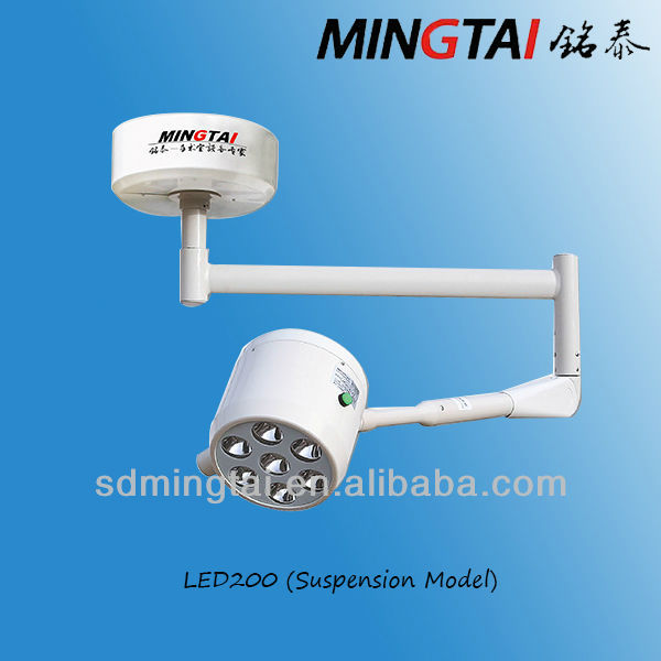 Movable LED dental battery suspension operating surgery lights for deep operation