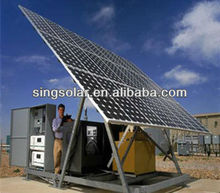 import-export solar panel pv 280w for home use