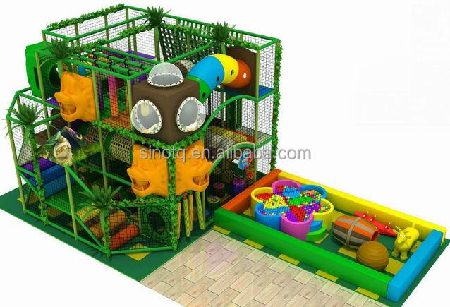 Kids commercial funny soft play indoor playground