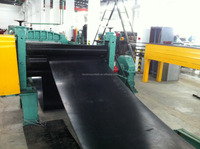 Good shock resistant and long working life EP rubber conveyor belt from China supplier