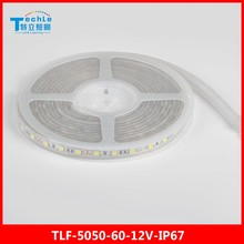 2700k warm white led strip lighting 5050 single color