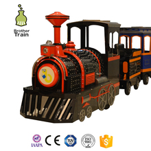 Excellent Quality (High Quality) electrical train amusement tourist equipment
