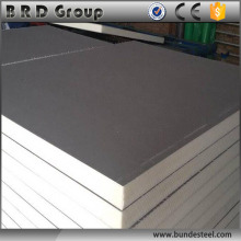 High Density Polyurethane PU/PUR/PIR Sandwich Panels