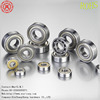 Mnaufacture direct metric deep groove ball bearings wholesale