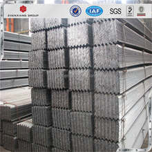 equal tensile strength weight standard size metal iron 30*30 200*200 of hot rolled steel angle bar