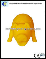 Factory supply Shrilling pigs Novelty Squeezing Toys