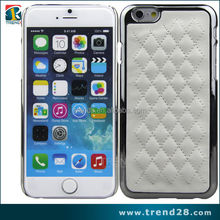 new product matel aluminum mobile phone case cover for iphone 6