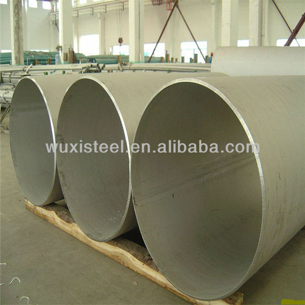 Bao Steel Supply 304 stainless steel seamless pipe