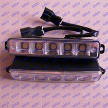 Hot sale turning auto DRL lighting