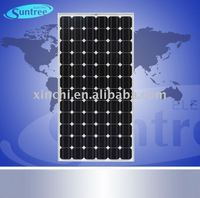High Efficiency 170W PV Solar Panel