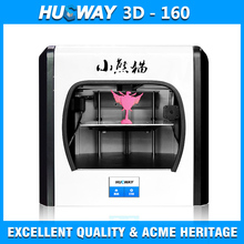 Hueway-160 light weight 3D printer in kid gifts market