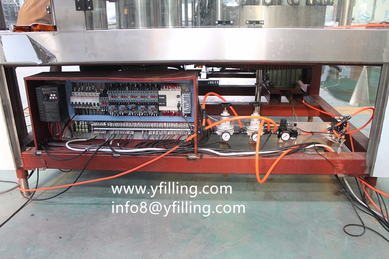 CE certified semi automatic home made beer bottle filling machine price