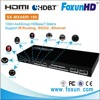 4x4 HDBaseT Matrix over 100m4x4 HDBaseT HDMI Matrix Switcher with Cat6 Output Support RS23 & IR routing