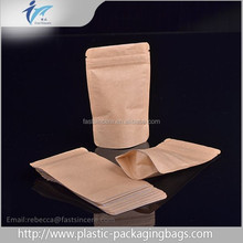 Hot selling vacuum sealing zip lock plastic bags small aluminum foil zip lock bags