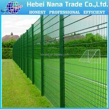 Chain Link Wire Mesh / Cheap Wrought Iron Fence Panels For Sale