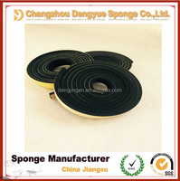 20x5mm 2M Waterproof Adhesive Foam Weather Draught Excluder Seal Door Window Strip EPDM Rubber sealing strip/roll