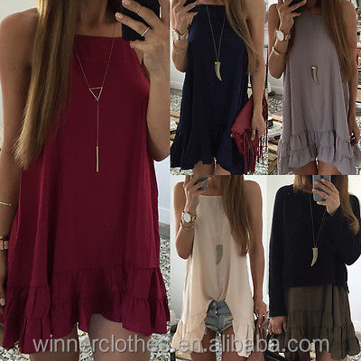 wholesale clothing 2017 fashion clothes women casual dress garment indian clothing dresses