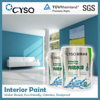 Water Based wholesale interior wall paint