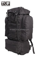 Military tactical bag travel black mountain backpack