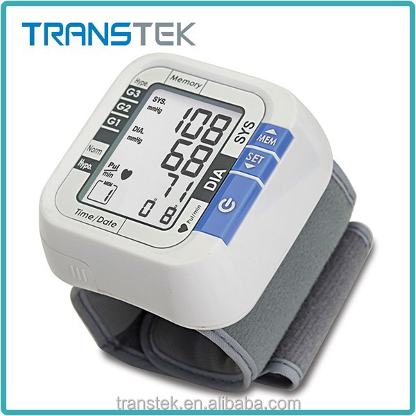 Latest aneroid wrist digital sphygmomanometer
