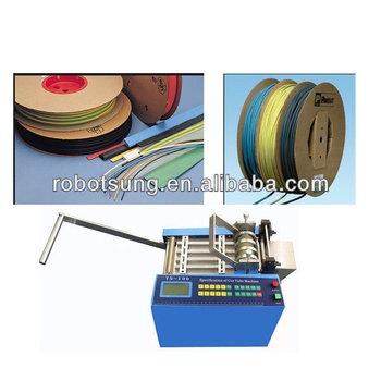 heat shrink tubing cutting machine