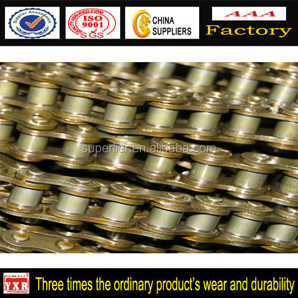 Stable And Powerful Steel Chain,Color O-ring Motorcycle Chain For America Market