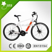 Tornado,2016 stealth bomber electric bike with mxus 350w rear hub motor
