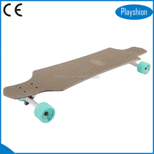 Custom skateboard 4 wheel skate board nylon long board