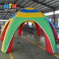 air sealed inflatable car tent