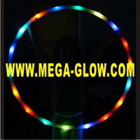Led Hula Hoop, Glow Hula Hoop , Light up hula hoop