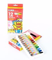 New arrival Art supply Hot promotional multi color crayon