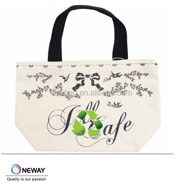 2015 canvas wholesale tote bags/Printed Canvas Tote Bag/cheap canvas shopping bag