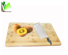 Wholesales Natural Eco-friendly Square Cutting Board Bamboo
