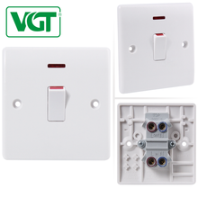Good reputation reasonable price UK standard water heater electric shower switches
