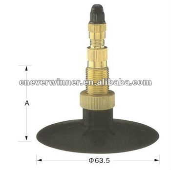 TR220A Rubber based tube valves for truck and bus