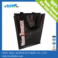 2012 hot sale waterproof pp woven bags laminated with bopp film